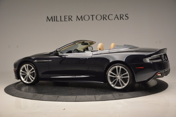 Used 2012 Aston Martin DBS Volante for sale Sold at Maserati of Westport in Westport CT 06880 4