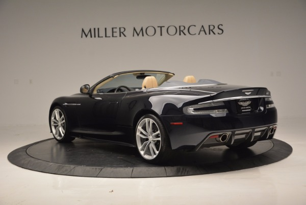 Used 2012 Aston Martin DBS Volante for sale Sold at Maserati of Westport in Westport CT 06880 5