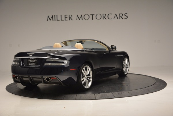Used 2012 Aston Martin DBS Volante for sale Sold at Maserati of Westport in Westport CT 06880 7