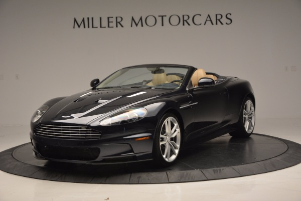 Used 2012 Aston Martin DBS Volante for sale Sold at Maserati of Westport in Westport CT 06880 1