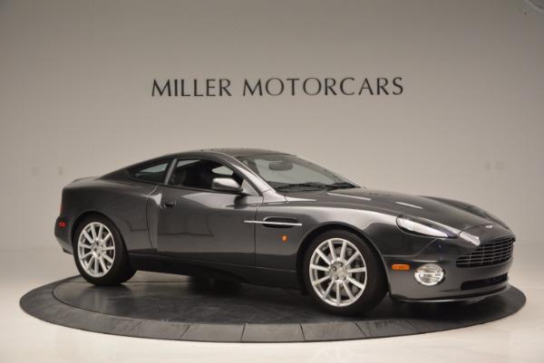 Used 2005 Aston Martin V12 Vanquish S for sale Sold at Maserati of Westport in Westport CT 06880 10