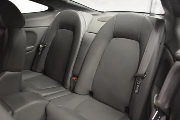 Used 2005 Aston Martin V12 Vanquish S for sale Sold at Maserati of Westport in Westport CT 06880 16