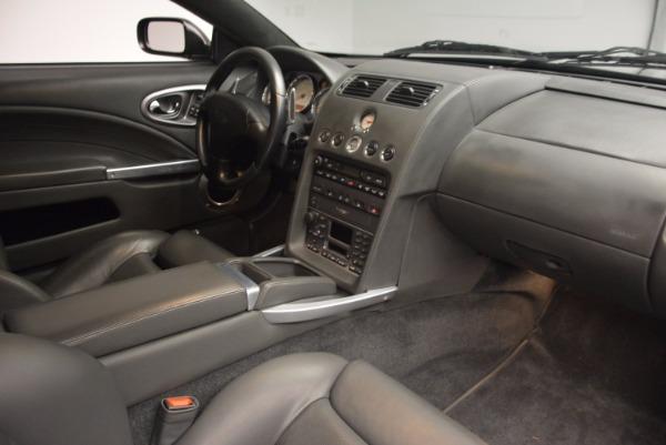Used 2005 Aston Martin V12 Vanquish S for sale Sold at Maserati of Westport in Westport CT 06880 20