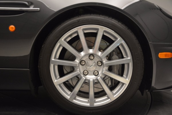 Used 2005 Aston Martin V12 Vanquish S for sale Sold at Maserati of Westport in Westport CT 06880 22
