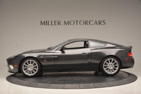 Used 2005 Aston Martin V12 Vanquish S for sale Sold at Maserati of Westport in Westport CT 06880 3