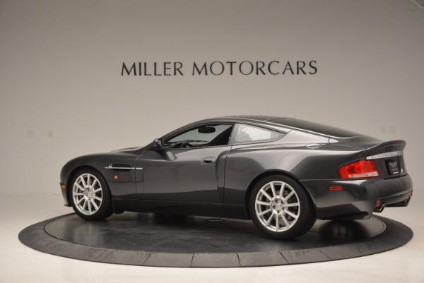 Used 2005 Aston Martin V12 Vanquish S for sale Sold at Maserati of Westport in Westport CT 06880 4