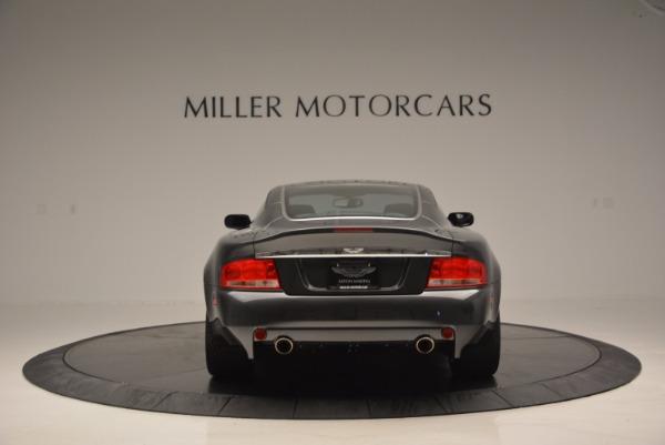 Used 2005 Aston Martin V12 Vanquish S for sale Sold at Maserati of Westport in Westport CT 06880 6