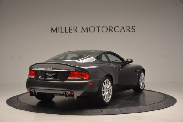 Used 2005 Aston Martin V12 Vanquish S for sale Sold at Maserati of Westport in Westport CT 06880 7