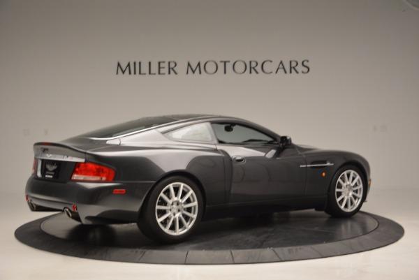 Used 2005 Aston Martin V12 Vanquish S for sale Sold at Maserati of Westport in Westport CT 06880 8