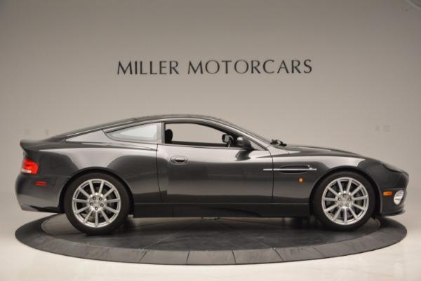Used 2005 Aston Martin V12 Vanquish S for sale Sold at Maserati of Westport in Westport CT 06880 9