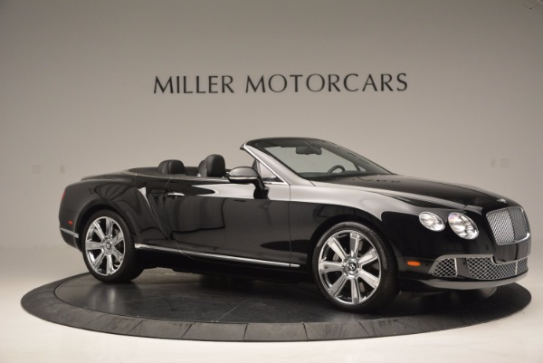 Used 2013 Bentley Continental GTC for sale Sold at Maserati of Westport in Westport CT 06880 11