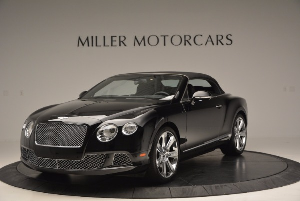 Used 2013 Bentley Continental GTC for sale Sold at Maserati of Westport in Westport CT 06880 14