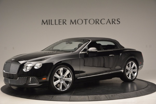 Used 2013 Bentley Continental GTC for sale Sold at Maserati of Westport in Westport CT 06880 15