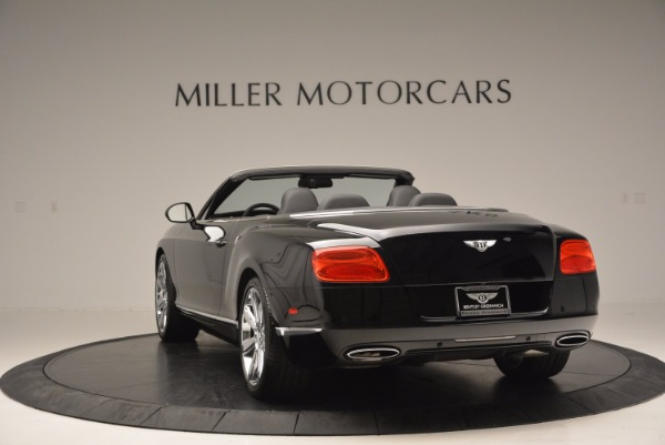 Used 2013 Bentley Continental GTC for sale Sold at Maserati of Westport in Westport CT 06880 6