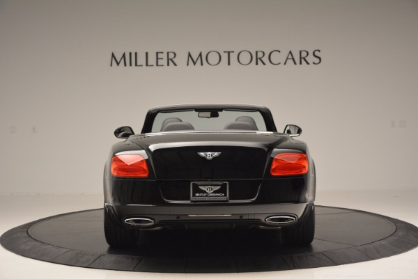 Used 2013 Bentley Continental GTC for sale Sold at Maserati of Westport in Westport CT 06880 7