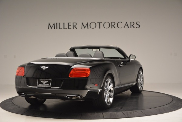 Used 2013 Bentley Continental GTC for sale Sold at Maserati of Westport in Westport CT 06880 8