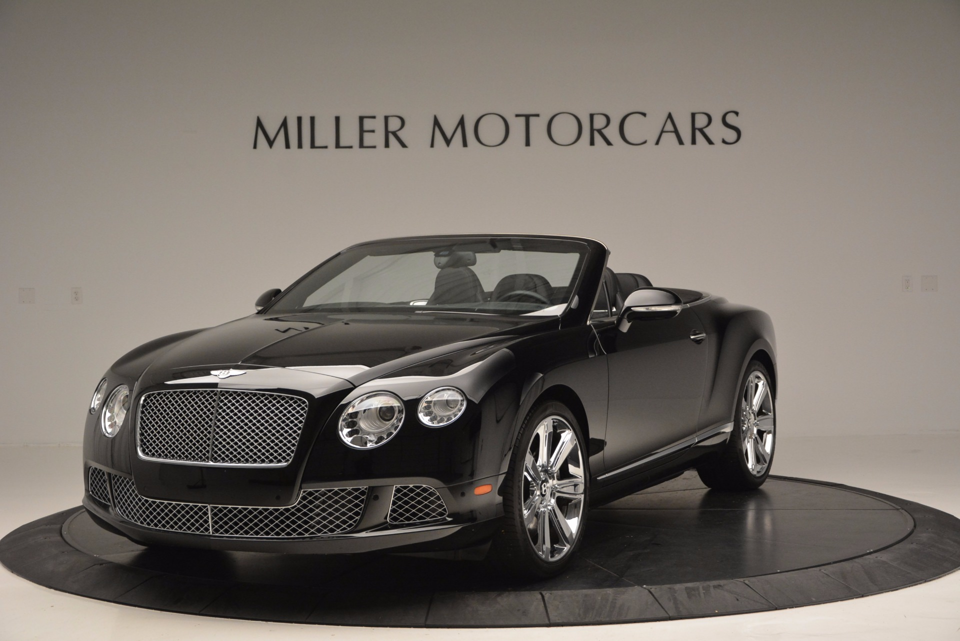 Used 2013 Bentley Continental GTC for sale Sold at Maserati of Westport in Westport CT 06880 1