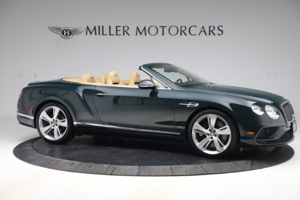 Used 2017 Bentley Continental GTC V8 S for sale $149,900 at Maserati of Westport in Westport CT 06880 10