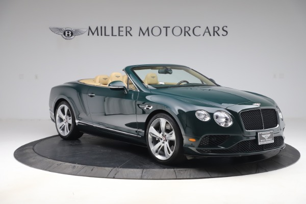Used 2017 Bentley Continental GTC V8 S for sale $149,900 at Maserati of Westport in Westport CT 06880 11
