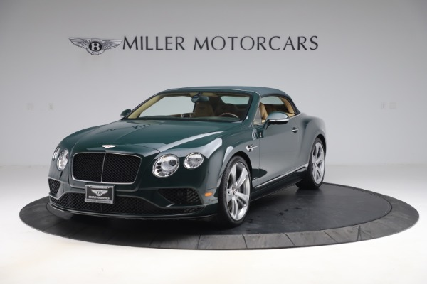 Used 2017 Bentley Continental GTC V8 S for sale $149,900 at Maserati of Westport in Westport CT 06880 13