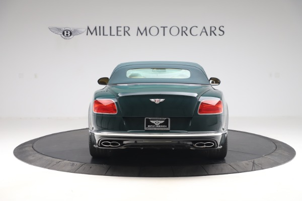 Used 2017 Bentley Continental GTC V8 S for sale $149,900 at Maserati of Westport in Westport CT 06880 16