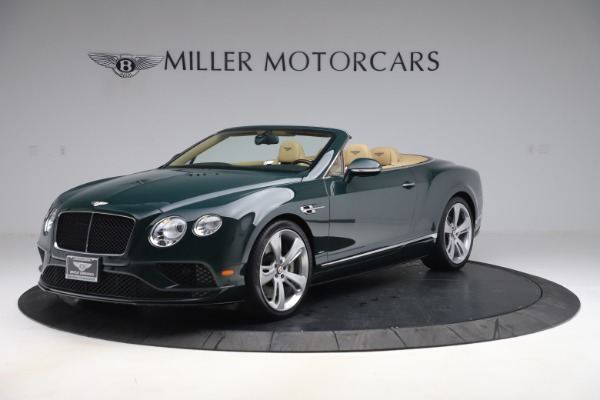 Used 2017 Bentley Continental GTC V8 S for sale $149,900 at Maserati of Westport in Westport CT 06880 2