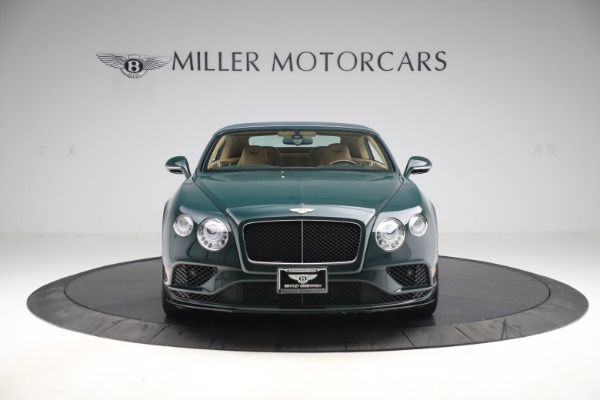 Used 2017 Bentley Continental GTC V8 S for sale $149,900 at Maserati of Westport in Westport CT 06880 20