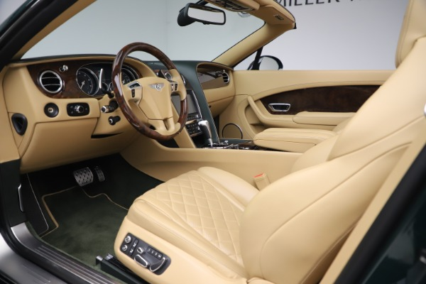 Used 2017 Bentley Continental GTC V8 S for sale $149,900 at Maserati of Westport in Westport CT 06880 25