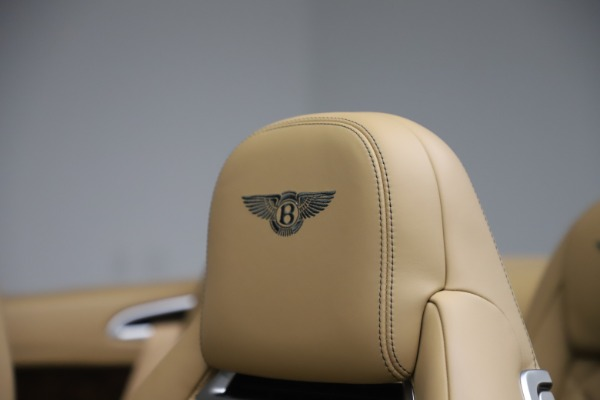 Used 2017 Bentley Continental GTC V8 S for sale $149,900 at Maserati of Westport in Westport CT 06880 28