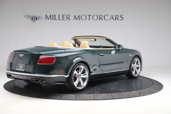 Used 2017 Bentley Continental GTC V8 S for sale $149,900 at Maserati of Westport in Westport CT 06880 8