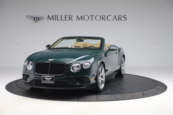 Used 2017 Bentley Continental GTC V8 S for sale $149,900 at Maserati of Westport in Westport CT 06880 1