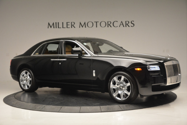 Used 2011 Rolls-Royce Ghost for sale Sold at Maserati of Westport in Westport CT 06880 11