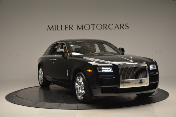Used 2011 Rolls-Royce Ghost for sale Sold at Maserati of Westport in Westport CT 06880 12