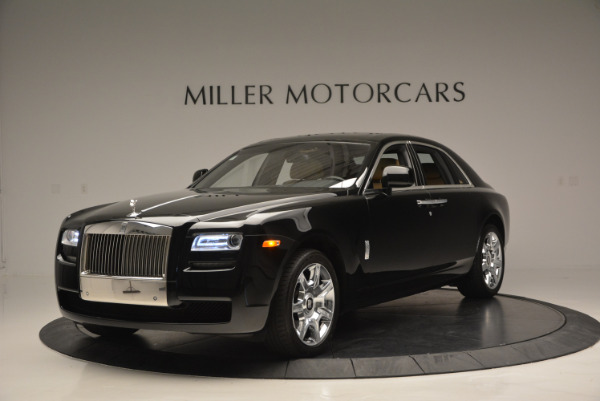 Used 2011 Rolls-Royce Ghost for sale Sold at Maserati of Westport in Westport CT 06880 2