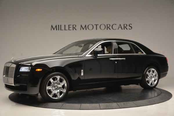 Used 2011 Rolls-Royce Ghost for sale Sold at Maserati of Westport in Westport CT 06880 3