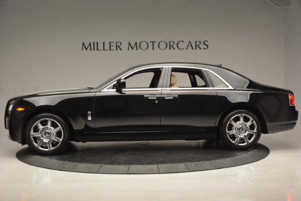 Used 2011 Rolls-Royce Ghost for sale Sold at Maserati of Westport in Westport CT 06880 4