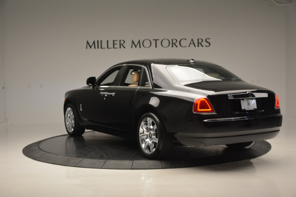 Used 2011 Rolls-Royce Ghost for sale Sold at Maserati of Westport in Westport CT 06880 6