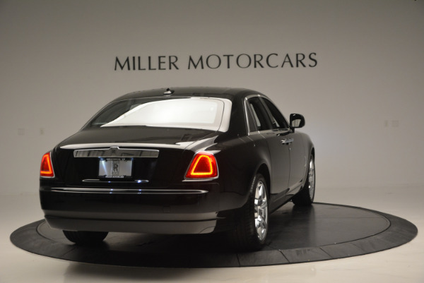 Used 2011 Rolls-Royce Ghost for sale Sold at Maserati of Westport in Westport CT 06880 8