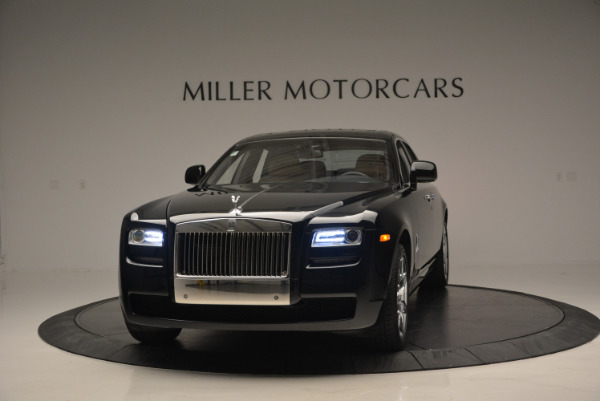 Used 2011 Rolls-Royce Ghost for sale Sold at Maserati of Westport in Westport CT 06880 1