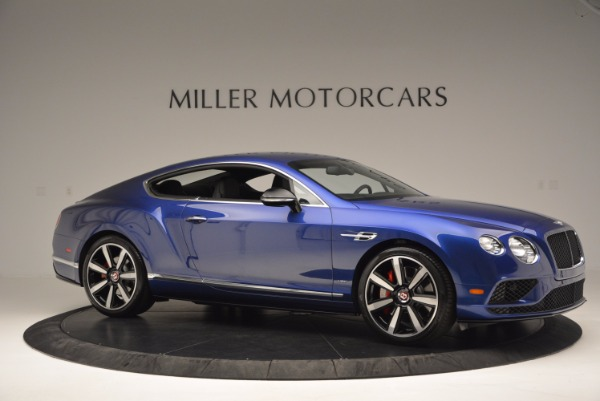 Used 2017 Bentley Continental GT V8 S for sale Sold at Maserati of Westport in Westport CT 06880 10