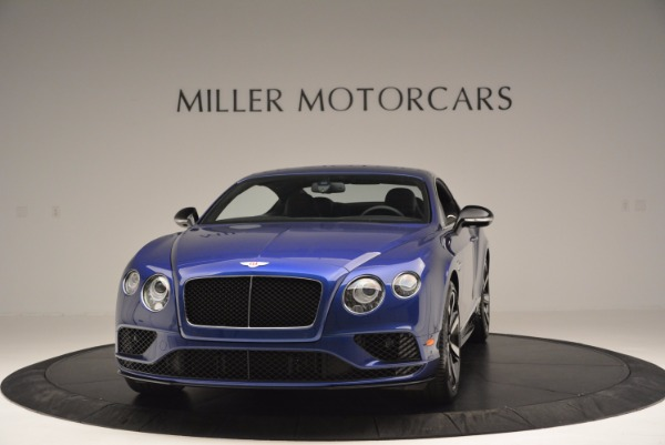 Used 2017 Bentley Continental GT V8 S for sale $144,900 at Maserati of Westport in Westport CT 06880 2