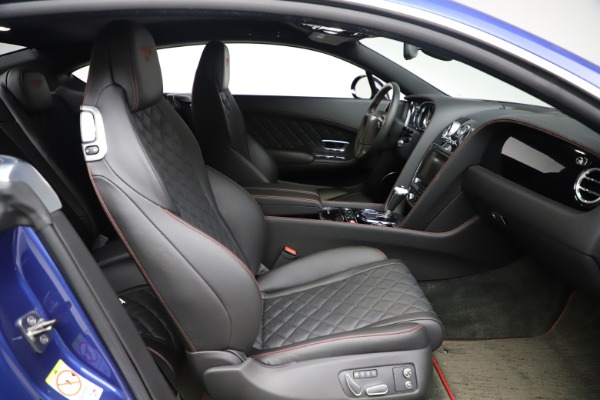 Used 2017 Bentley Continental GT V8 S for sale $144,900 at Maserati of Westport in Westport CT 06880 21