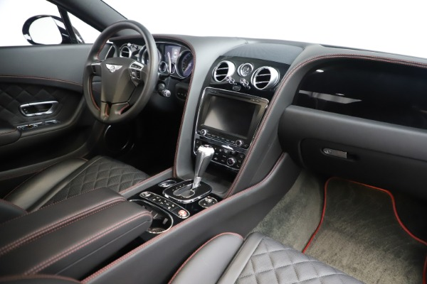 Used 2017 Bentley Continental GT V8 S for sale $144,900 at Maserati of Westport in Westport CT 06880 23