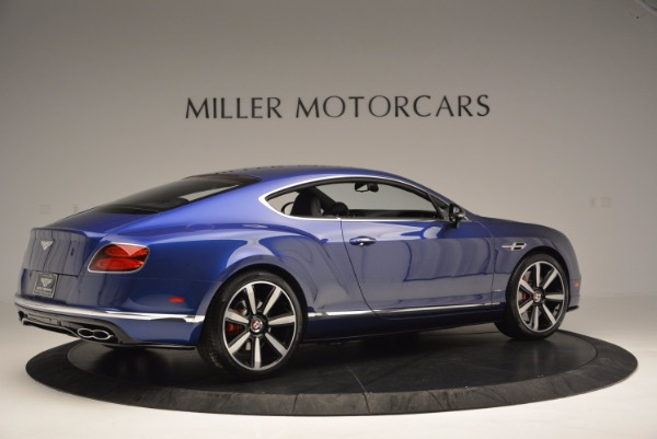Used 2017 Bentley Continental GT V8 S for sale $144,900 at Maserati of Westport in Westport CT 06880 8