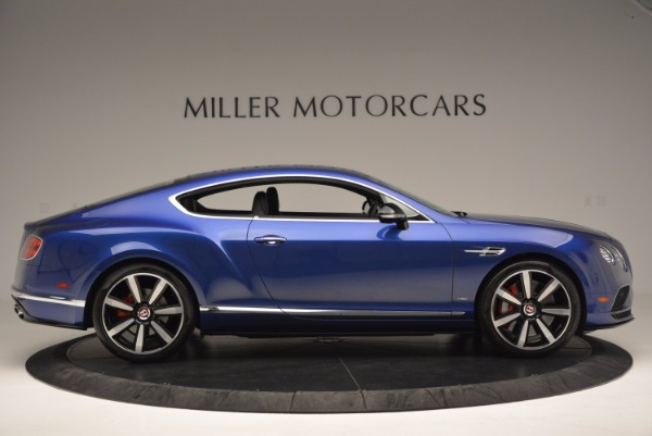 Used 2017 Bentley Continental GT V8 S for sale $144,900 at Maserati of Westport in Westport CT 06880 9