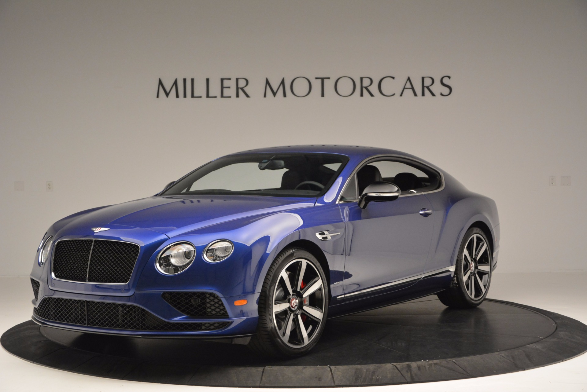 Used 2017 Bentley Continental GT V8 S for sale $144,900 at Maserati of Westport in Westport CT 06880 1