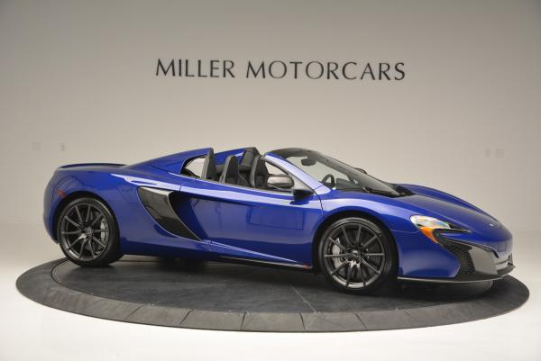 Used 2016 McLaren 650S Spider for sale Sold at Maserati of Westport in Westport CT 06880 10