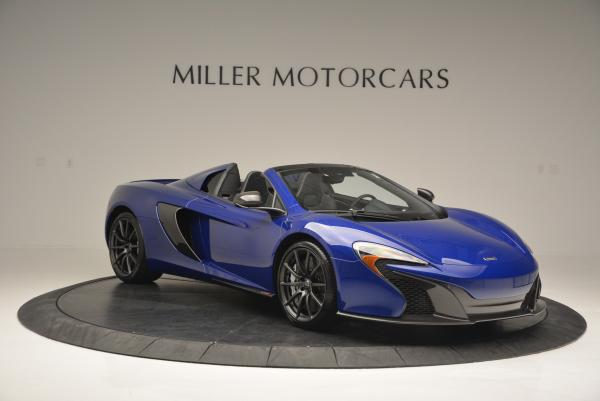 Used 2016 McLaren 650S Spider for sale Sold at Maserati of Westport in Westport CT 06880 11