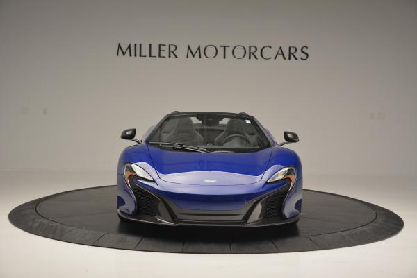 Used 2016 McLaren 650S Spider for sale Sold at Maserati of Westport in Westport CT 06880 12