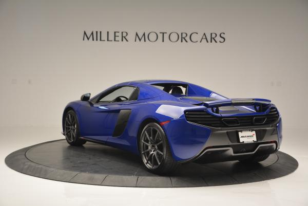 Used 2016 McLaren 650S Spider for sale Sold at Maserati of Westport in Westport CT 06880 15